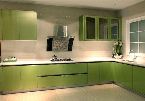 厨房的橱柜高度怎么选择合适?