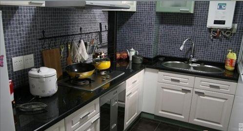 小厨房柜设计方案的技巧分享